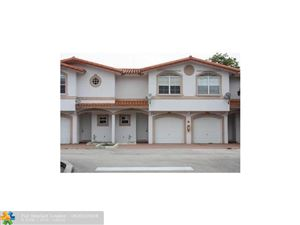 Photo of 11619 NW 26th Ct #11619, Coral Springs, FL 33065 (MLS # F10175638)