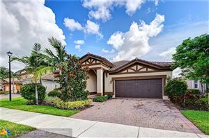 Photo of 9941 S Miralago Way, Parkland, FL 33076 (MLS # F10185638)