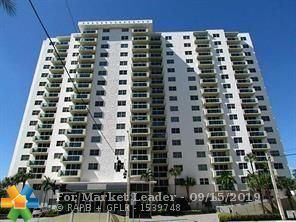 Photo for 3000 S Ocean Dr #218, Hollywood, FL 33019 (MLS # F10193638)