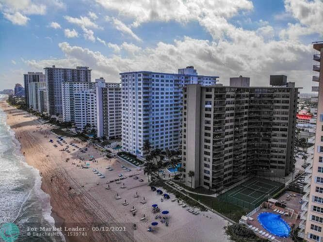 Photo of 3800 Galt Ocean Dr #1014, Fort Lauderdale, FL 33308 (MLS # F10282638)