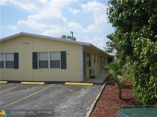 Photo of 208 SW 14th Ct #1-4, Fort Lauderdale, FL 33315 (MLS # F10211639)