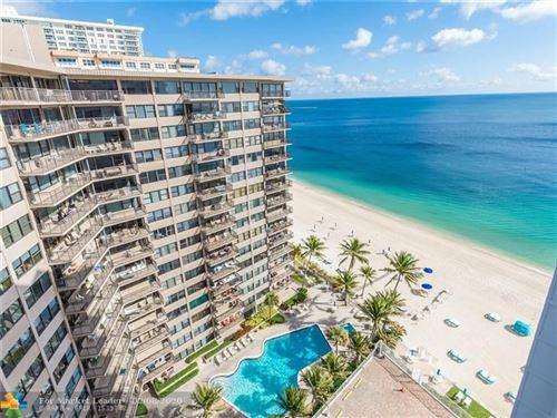 Photo of 3750 Galt Ocean Dr #1610, Fort Lauderdale, FL 33308 (MLS # F10215639)