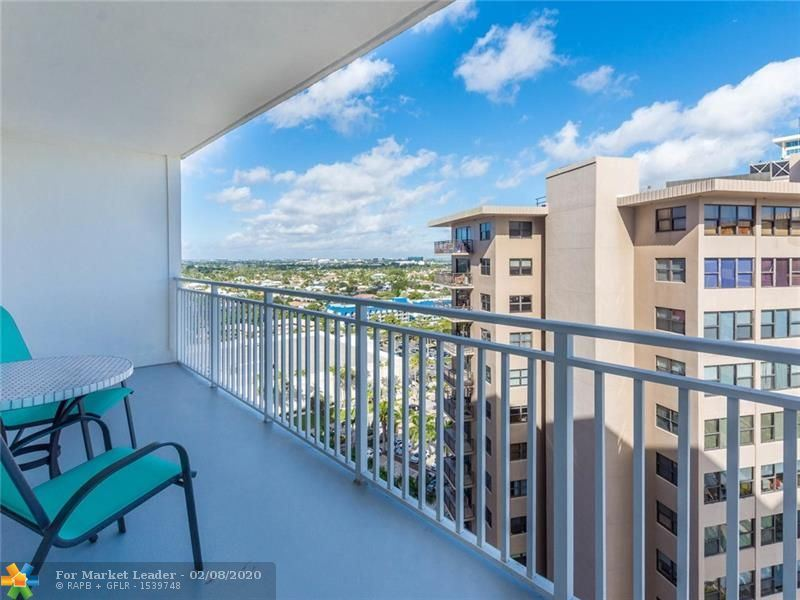 Photo of 3750 Galt Ocean Dr #1610, Fort Lauderdale, FL 33308 (MLS # F10215639)