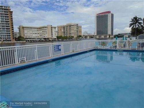 Photo of 1913 S Ocean Dr #428, Hallandale Beach, FL 33009 (MLS # F10305640)