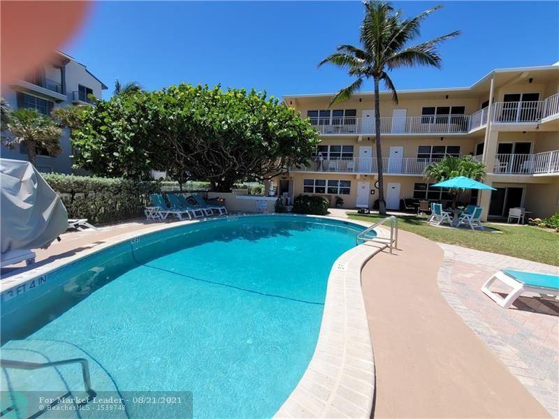Photo of 4520 El Mar Dr #5, Lauderdale By The Sea, FL 33308 (MLS # F10297640)