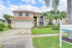 Photo of 18250 NW 10th St, Pembroke Pines, FL 33029 (MLS # F10193641)