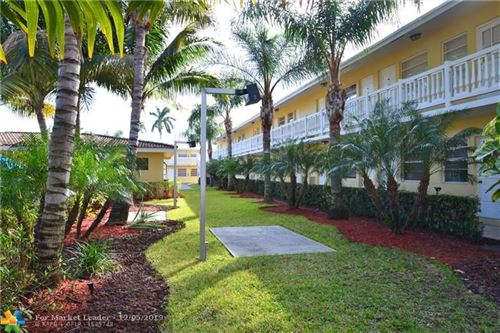 Photo of 4050 NE 12 TERRACE #46-2, Oakland Park, FL 33334 (MLS # F10205641)