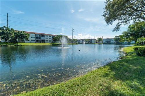 Photo of 350 S Hollybrook Ter #105, Pembroke Pines, FL 33025 (MLS # F10271642)