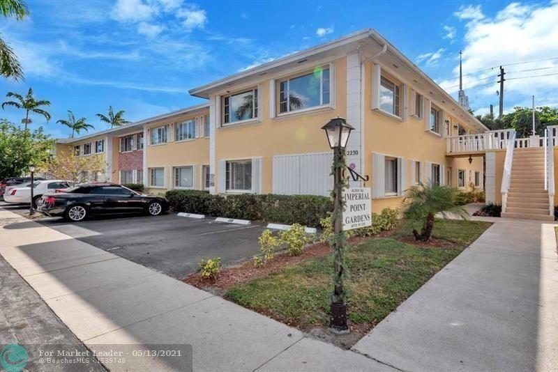 2230 NE 56th Place #224, Fort Lauderdale, FL 33308 - #: F10283642