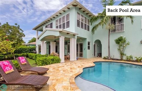 Photo of 2606 GRACE DR, Fort Lauderdale, FL 33316 (MLS # F10196643)