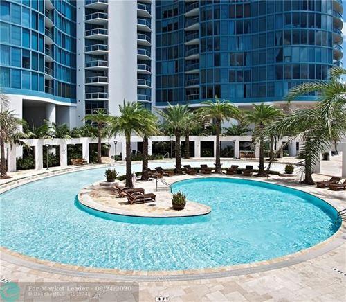 Photo of 333 Las Olas Way #2608, Fort Lauderdale, FL 33301 (MLS # F10236643)