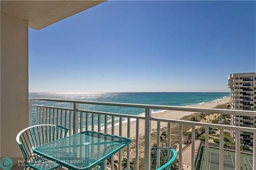 Photo of 5200 N Ocean Blvd #1403B, Lauderdale By The Sea, FL 33308 (MLS # F10266643)