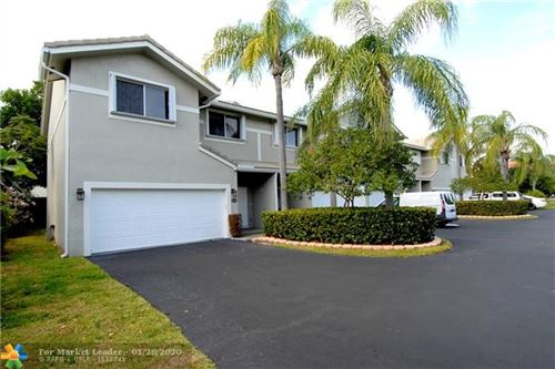 Photo of 5408 Pointe Villa Dr #5408, Lighthouse Point, FL 33064 (MLS # F10213644)