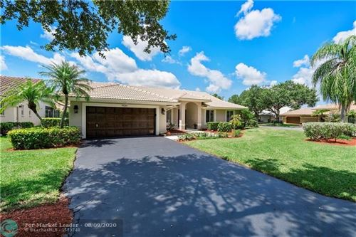 Photo of 9520 NW 49th Ct, Coral Springs, FL 33076 (MLS # F10241644)