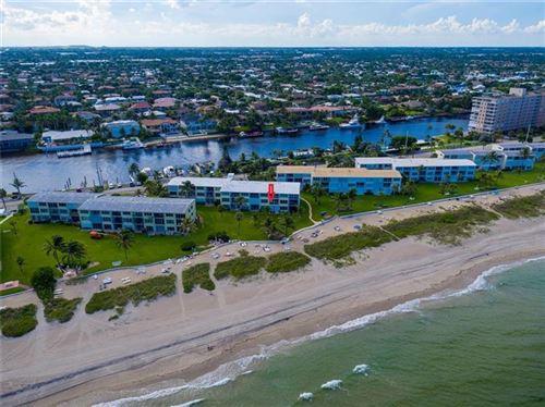 Photo of 1041 Hillsboro Mile #5, Hillsboro Beach, FL 33062 (MLS # F10258644)