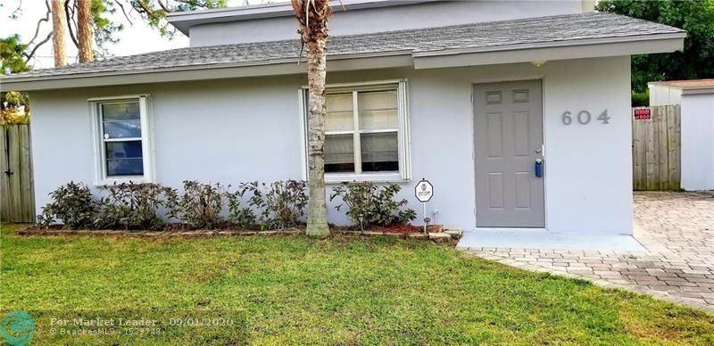 Photo of 604 NE 27th St, Wilton Manors, FL 33334 (MLS # F10246644)
