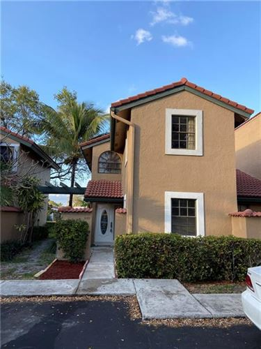 Photo of 9173 W Sunrise Blvd #9173, Plantation, FL 33322 (MLS # F10272645)