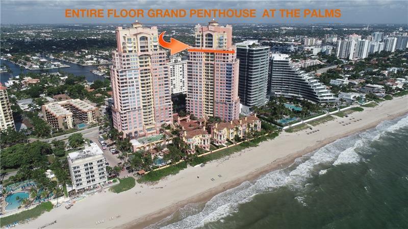 2110 N Ocean Blvd #PENTHOUSE AKA 29A, Fort Lauderdale, FL 33305 - #: F10202645