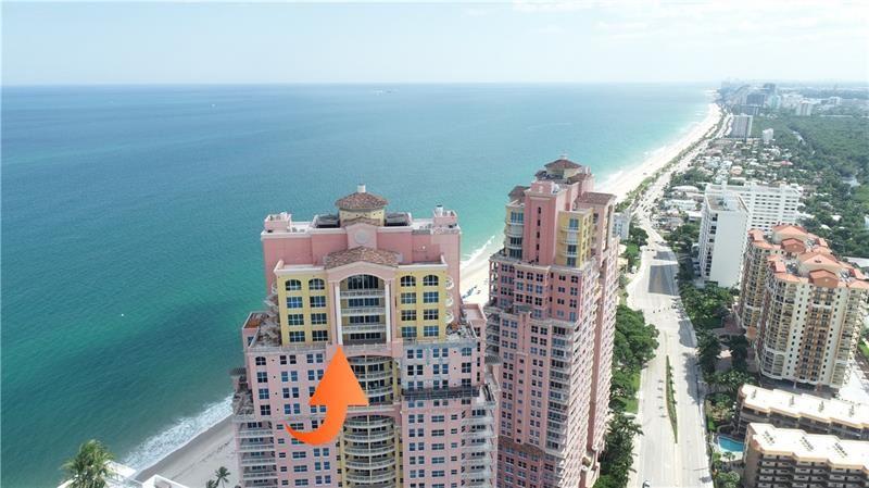 Photo of 2110 N Ocean Blvd #PENTHOUSE AKA 29A, Fort Lauderdale, FL 33305 (MLS # F10202645)