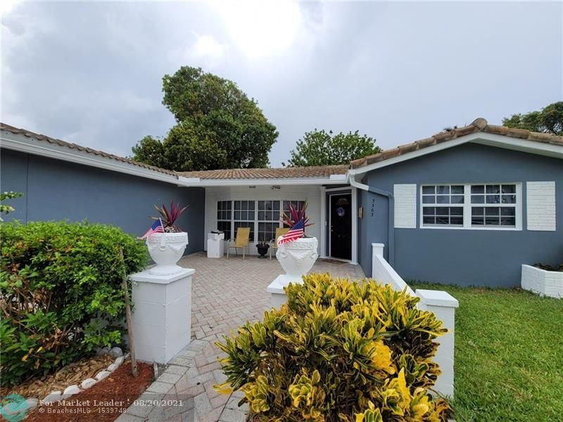 3363 NW 37 St, Lauderdale Lakes, FL 33309 - #: F10297645