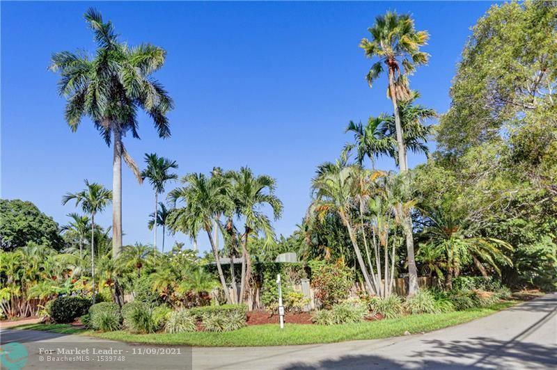 Photo of 700 NE 16TH TER, Fort Lauderdale, FL 33304 (MLS # F10305645)