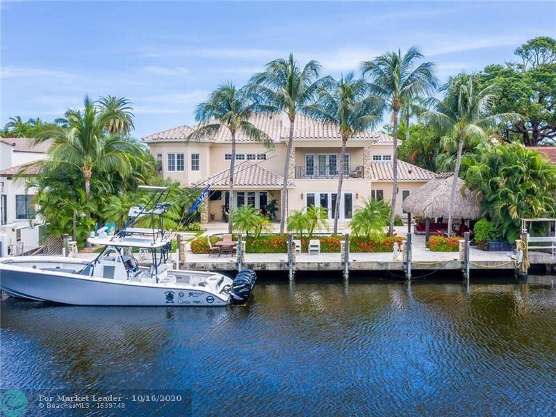 711 Riviera Drive, Fort Lauderdale, FL 33301 - #: F10252646