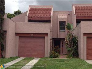 Photo of 1635 NW 56TH TE, Lauderhill, FL 33313 (MLS # F10102647)