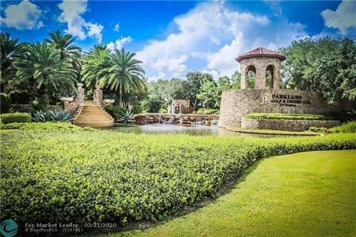 Photo of 7131 Lemon Grass Dr LOT A, Parkland, FL 33076 (MLS # F10222647)