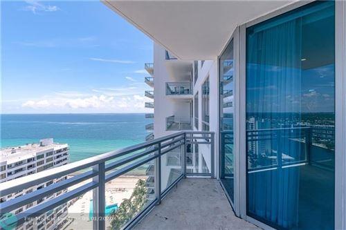 Photo of 3535 S Ocean Dr #2106, Hollywood, FL 33019 (MLS # F10235647)