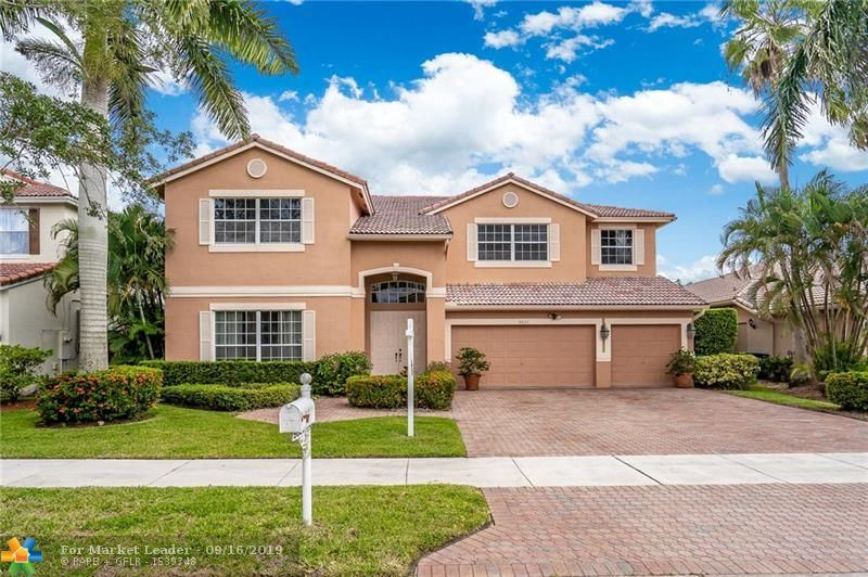Photo for 5631 NW 108th Ter, Coral Springs, FL 33076 (MLS # F10193647)