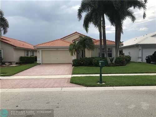 Photo of 22901 Sterling Lakes Dr, Boca Raton, FL 33433 (MLS # F10238648)