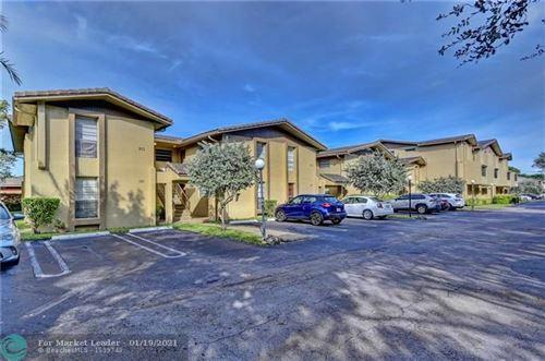 Photo of 11101 Royal Palm Blvd #205, Coral Springs, FL 33065 (MLS # F10266648)