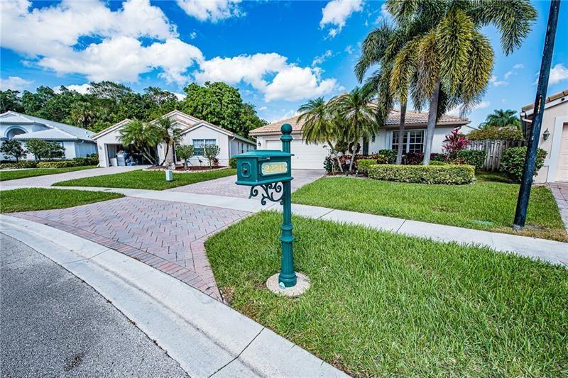 22741 E Royal Crown Terrace, Boca Raton, FL 33433 - #: F10274648