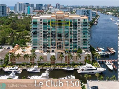 Photo of 2845 NE 9th St #1505, Fort Lauderdale, FL 33304 (MLS # F10236649)