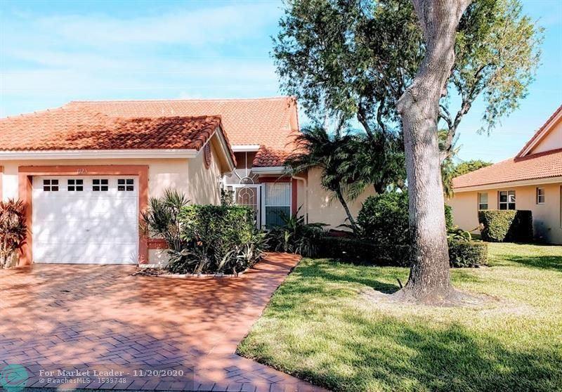 7123 Summer Tree Dr #B, Boynton Beach, FL 33437 - #: F10259649