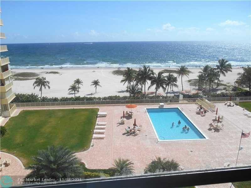 750 N Ocean Blvd #1506, Pompano Beach, FL 33062 - #: F10100650