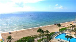 Photo of 4250 Galt Ocean Dr #9S, Fort Lauderdale, FL 33308 (MLS # F10174651)