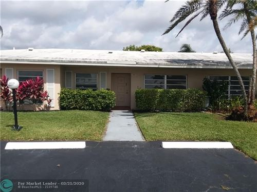 Photo of 8953 Warwick Dr #205, Boca Raton, FL 33433 (MLS # F10222651)