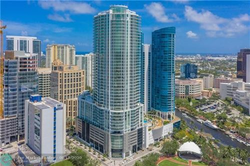 Photo of 100 E Las Olas #1604, Fort Lauderdale, FL 33301 (MLS # F10244651)