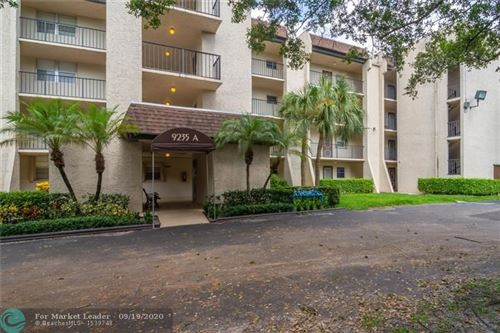 Photo of 9235 Lagoon Pl #208, Davie, FL 33324 (MLS # F10249652)