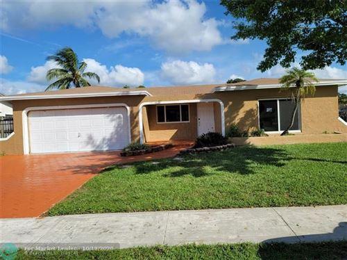 Photo of 8801 NW 6th St, Pembroke Pines, FL 33024 (MLS # F10254652)