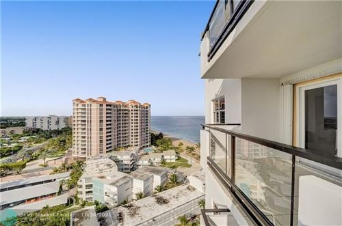 Photo of 1500 S Ocean Blvd #1508, Pompano Beach, FL 33062 (MLS # F10305654)