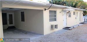 Photo of 737 NE 16th Ave #4, Fort Lauderdale, FL 33304 (MLS # F10152655)