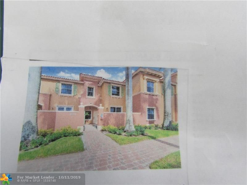 Photo for 761 SW 107th Ave #2311, Pembroke Pines, FL 33025 (MLS # F10193655)