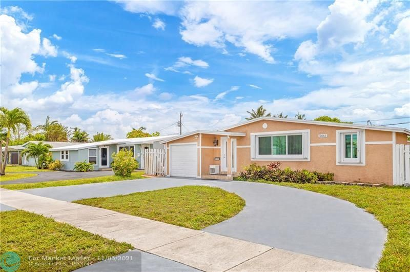 Photo of 5661 NE 9th Ave, Fort Lauderdale, FL 33334 (MLS # F10284655)