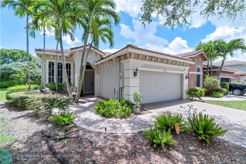 5881 NW 124th Way, Coral Springs, FL 33076 - #: F10293655
