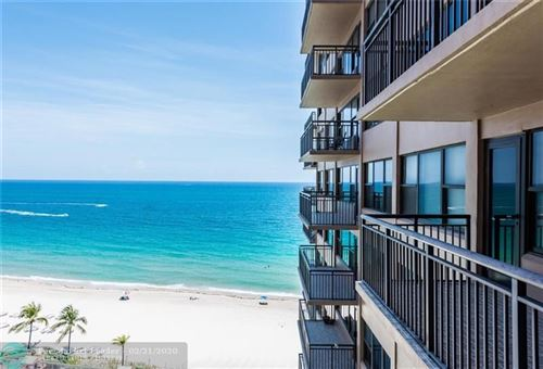 Photo of 3800 Galt Ocean Dr #202, Fort Lauderdale, FL 33308 (MLS # F10217656)