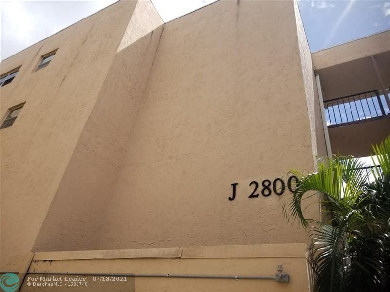 2800 Somerset Dr #315J, Lauderdale Lakes, FL 33311 - #: F10292656