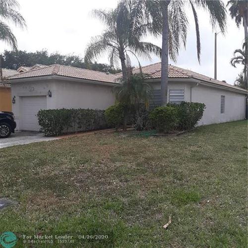 Foto de inmueble con direccion 6435 EGRET Terrace Coconut Creek FL 33073 con MLS F10226657