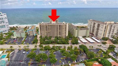 Photo of 1800 S Ocean Blvd #904, Pompano Beach, FL 33062 (MLS # F10232657)